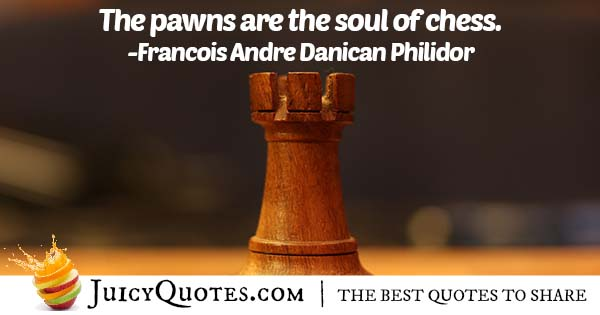 Chess Pawns Quote
