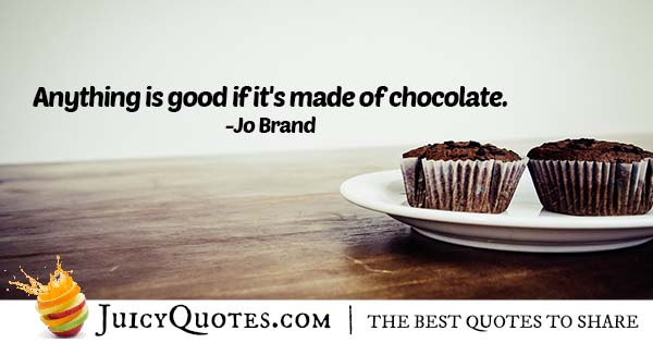 Quotes About Chocolates