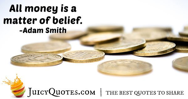 What Is Money Quote