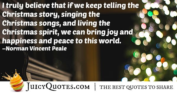 Christmas Stories Quote