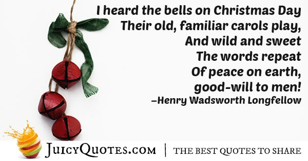 Christmas Day Poem Quote