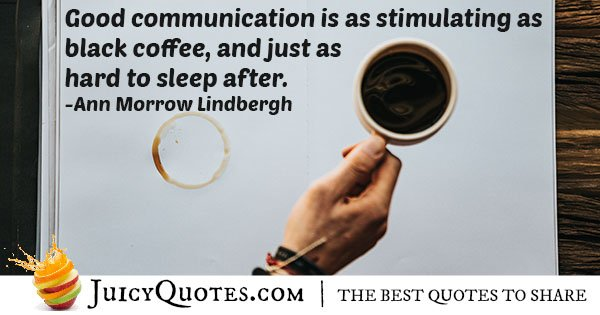 Good Communication Quote