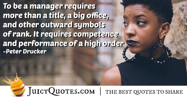 Competence and Performance Quote