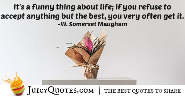 Go For The Best Quote