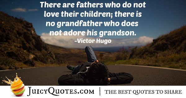 Grandfather Quote