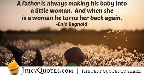 Young Woman Quote