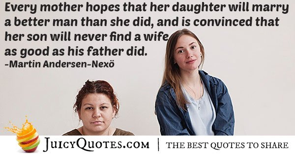Silly Daughter Quote
