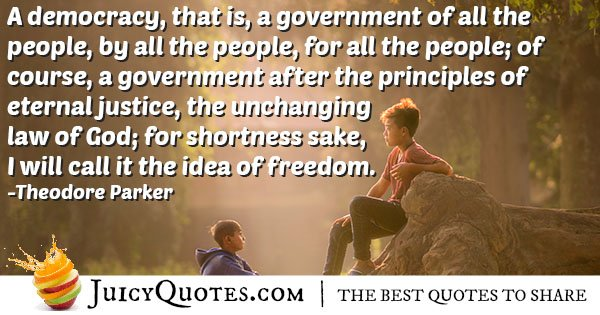 Quote About Democracy
