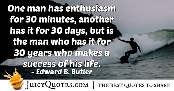 Length of Endurance Quote