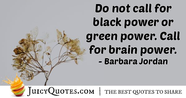 Quote About Power