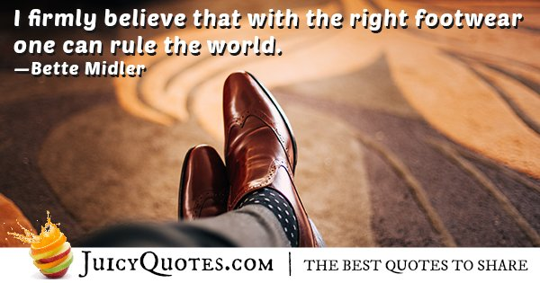 Rule the World Quote