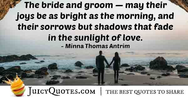 Sunlight Of Love Quote