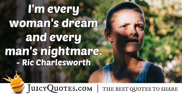 Woman's Dreams Quote