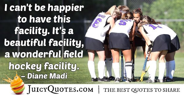 Field Hockey Facility Quote