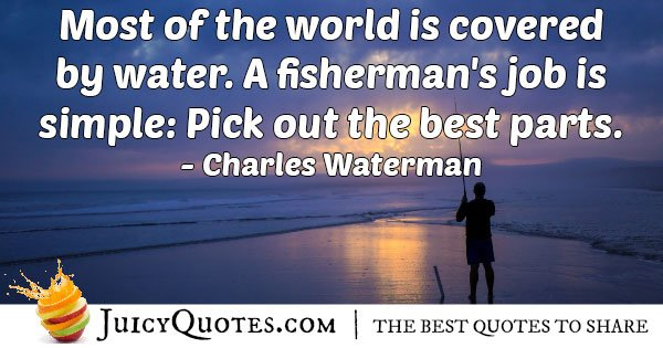 Fisherman's Job Quote
