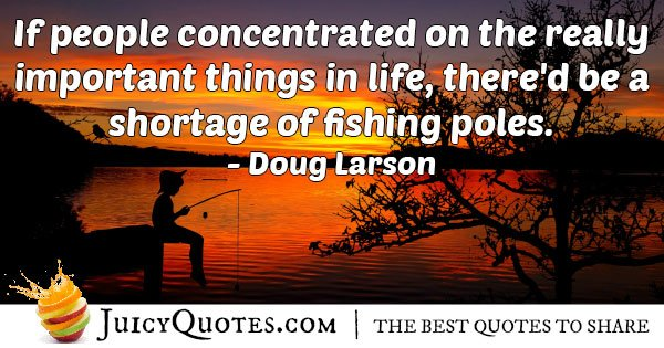Fishing Poles Quote