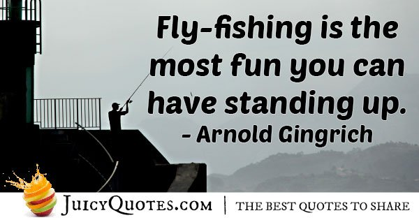 Fun Fishing Quote