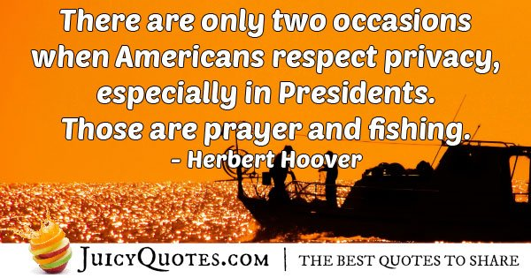 Prayer and Fishing Quote