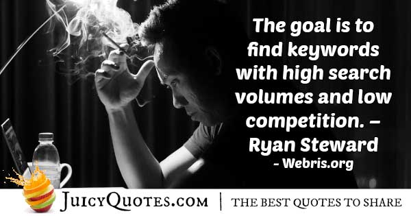 Find Keywords Quote
