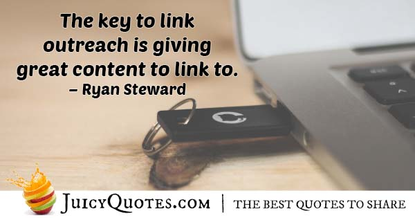 Great Content Quote