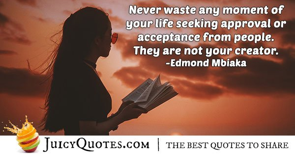 Approval and Acceptance Quote