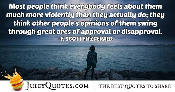 Approval VS Disapproval Quote