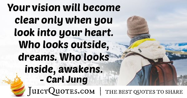Looking Into Your Heart Quote