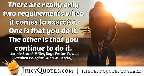 Requirements to Exercise Quote