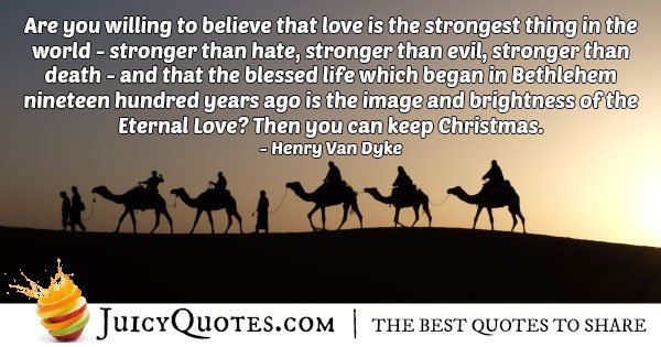 Christmas Holiday Quote