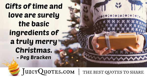 Merry Holiday Quote