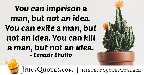 Human Rights and Ideas Quote