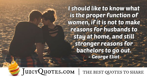Husband To Stay Home Quote