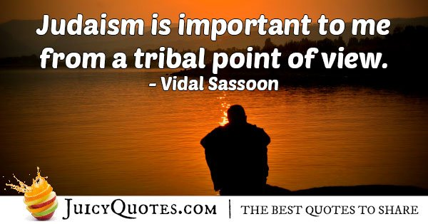 Tribal Judaism Quote