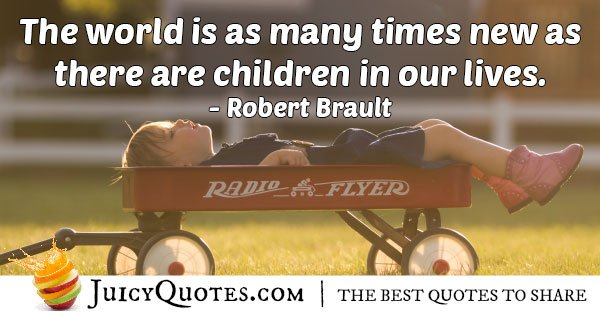 Kids In Our Lives Quote