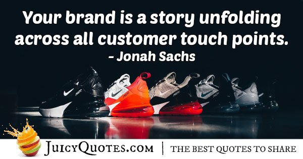 Marketing Story Quote