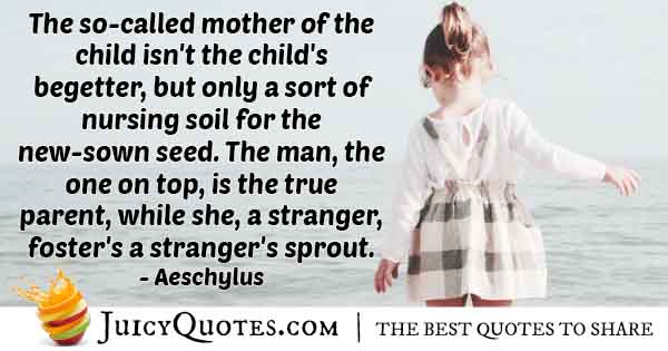 So-called Mom Quote