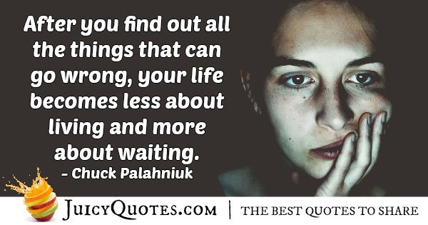 Life About Waiting Quote