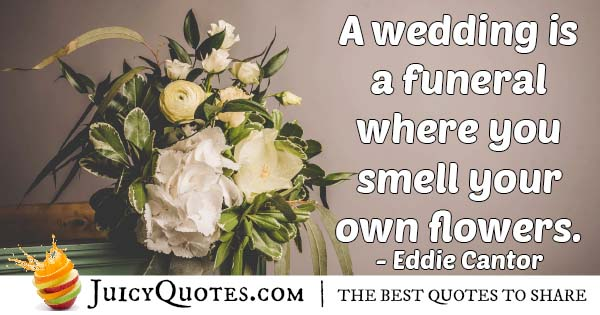 Wedding and Funeral Quote