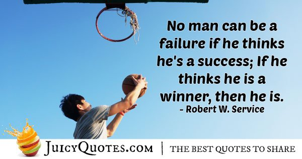 Think Winner Quote