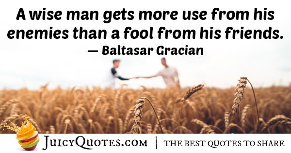 Famous Wise Man Quote