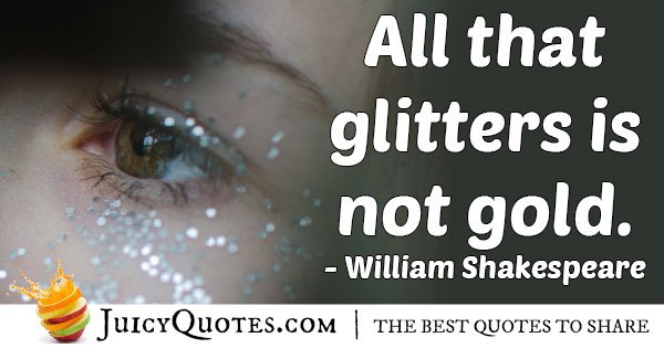 Famous Gold Quote