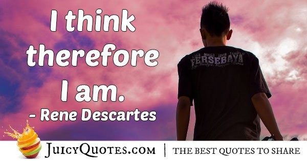 I Am Famous Quote
