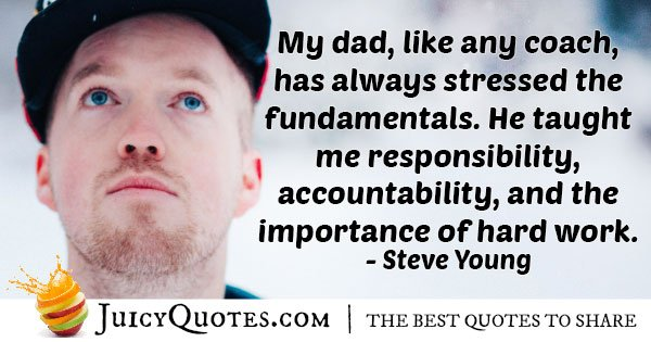 Fathers Teach Quote