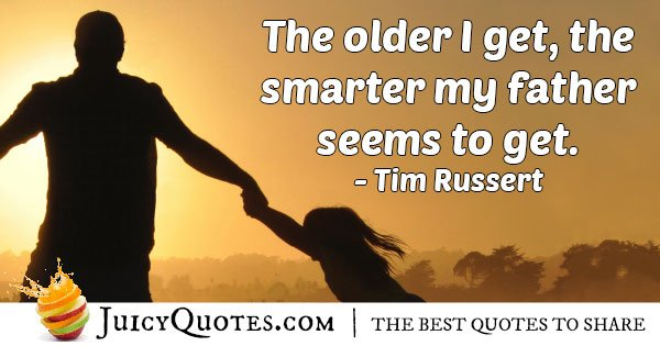 Smart Father Quote