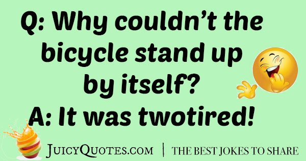 Best Bicycle Joke