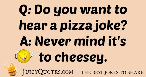 Cheesey Cheese Joke