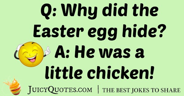 Easter Egg Joke