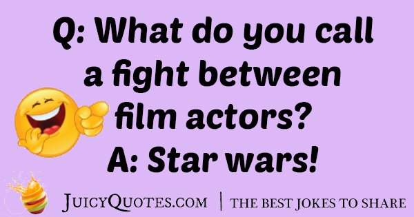 Film Actors Joke