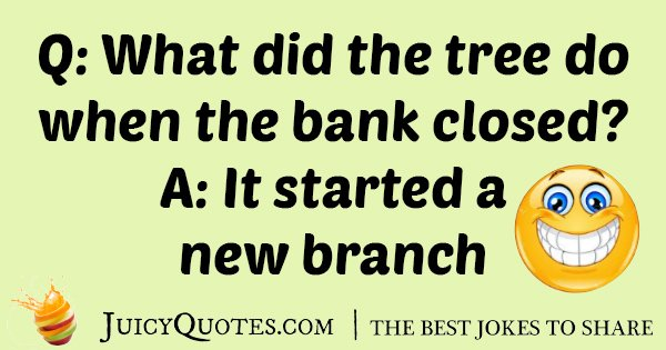 Tree Bank Joke