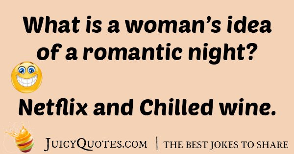 Romantic Night Joke